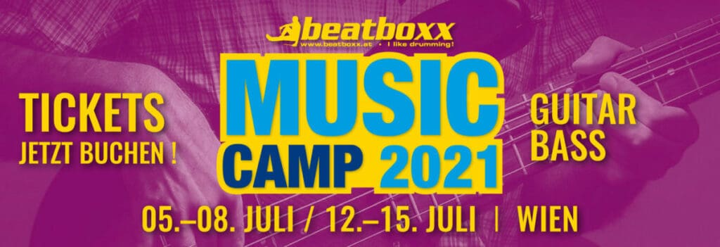 Beatboxx Music Camp 2021